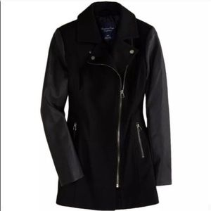 American Eagle Outfitters wool blend coat.
